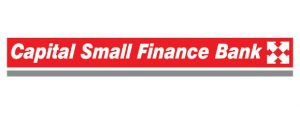 capital small finance bank in india