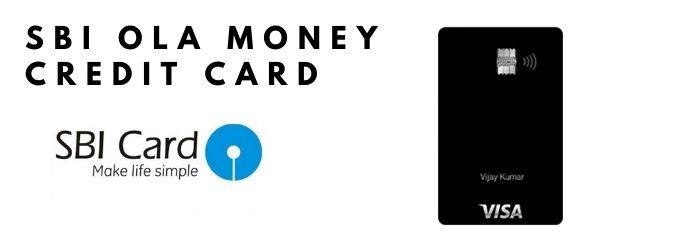 Apply Ola Money Credit card