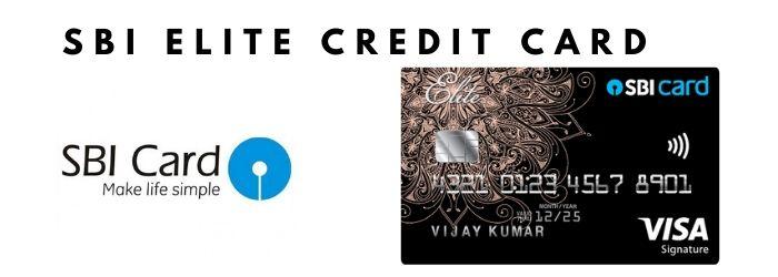 Apply SBI Elite Credit Card