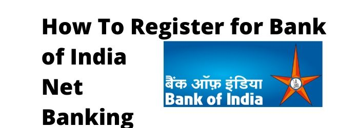 Bank Of India Net Banking Registration, Login, CIF Number - Insuregrams