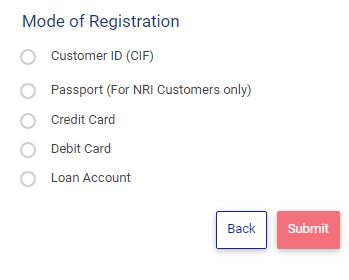 RBL Bank new user
