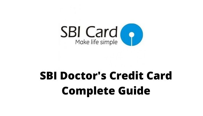 SBI Doctor's Credit Card