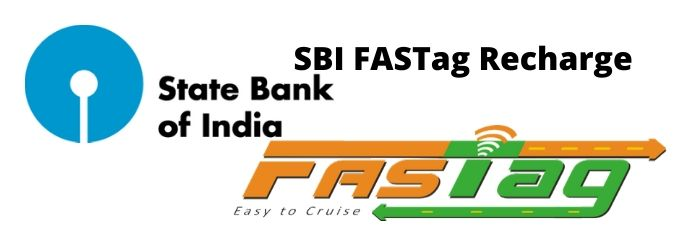 SBI FASTag Recharge