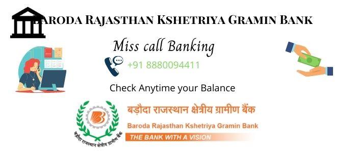 Baroda Rajasthan Kshetriya Gramin Bank customer care