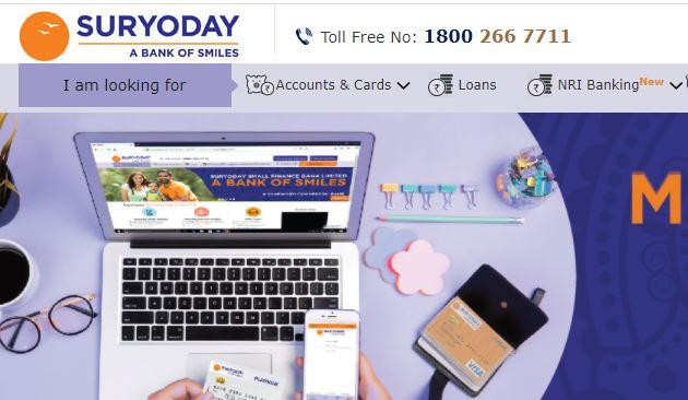Suryoday Bank