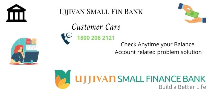 Ujjivan Bank Customer Care