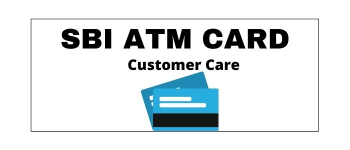 SBI ATM Card Helpline Number