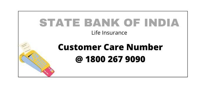 SBI Life Insurance Customer Care Number