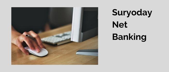 Suryoday Net Banking