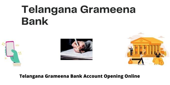 Telangana Grameena Bank Account Opening Online